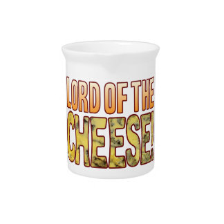 Lord Of Blue Cheese Beverage Pitcher