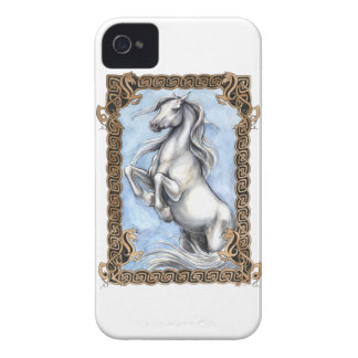 """""""Lord of Horses"""" Barely There iPhone 4 Case"""
