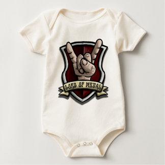 Lord of Metal Babygrow Baby Bodysuit
