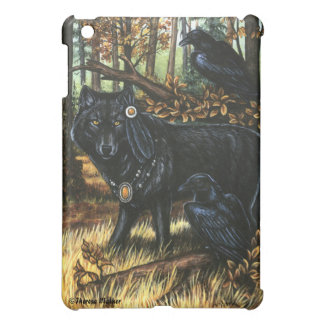 Lord of Ravens Wolf iPad Case