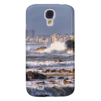 Lord of Stone in Miramar Samsung Galaxy S4 Cases