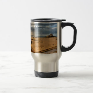 Lord of Stone in Miramar Travel Mug