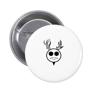 Lord of The Animals Pinback Button