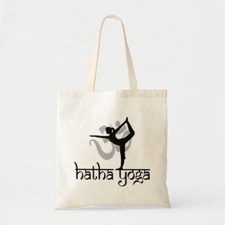 Lord Of The Dance Pose Hatha Yoga Budget Tote Bag