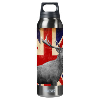 Lord of the Forest 16 Oz Insulated SIGG Thermos Water Bottle