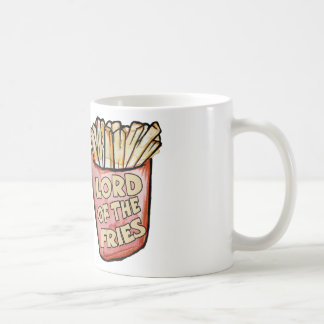 LORD of the fries Coffee Mug