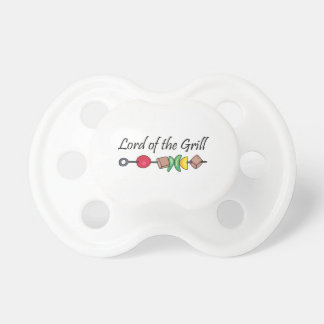 Lord Of The Grill BooginHead Pacifier