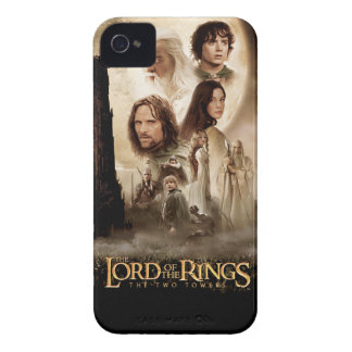 Lord of the Rings: The Two Towers Movie Poster Case-Mate iPhone 4 Case