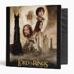 Lord of the Rings: The Two Towers Movie Poster Vinyl Binders