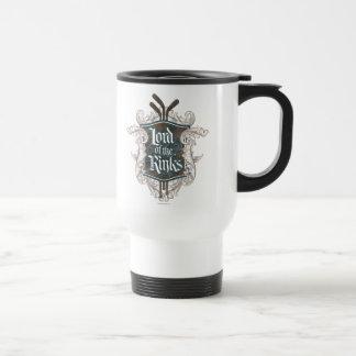 Lord Of The Rinks (Hockey) Travel Mug