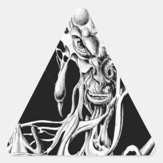 Lord of the Warplands Triangle Sticker