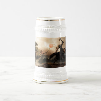 Lord of Winter, Queen of Spring Beer Stein