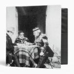 Lord Raglan,Omar Pasha & General Pelissier, 3 Ring Binder