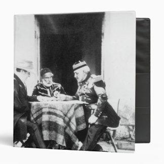 Lord Raglan,Omar Pasha & General Pelissier, Binder