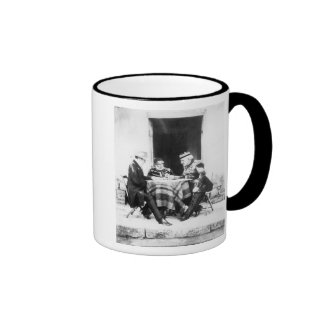 Lord Raglan,Omar Pasha & General Pelissier, Coffee Mugs