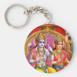 Lord Rama Keychain