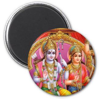 Lord Rama Magnets