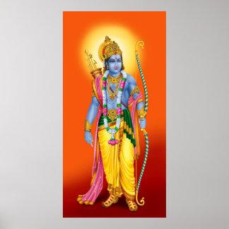 Lord Rama Poster
