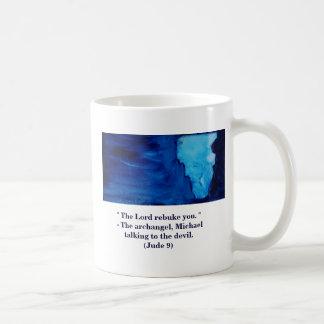 LORD, REBUKE COFFEE MUG