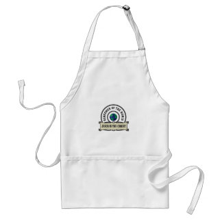 lord redeemer of the world adult apron