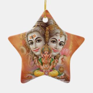 Lord Shiva Ceramic Ornament