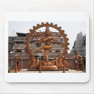 LORD SHIVA COSMIC DANCER MOUSE PAD
