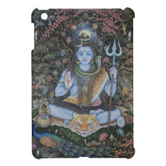 Lord Shiva Cover For The iPad Mini