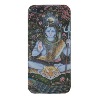 Lord Shiva iPhone 5 Cases