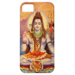 Lord Shiva Meditating iPhone 5 Case