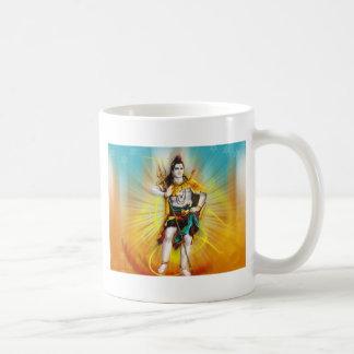 LORD SHIVA CLASSIC WHITE COFFEE MUG