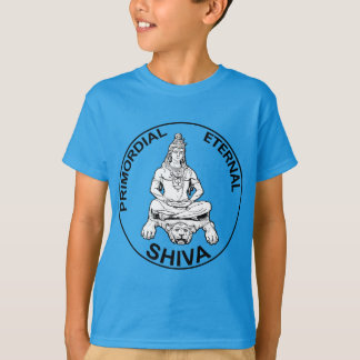 Lord Shiva primordial eternal, Indian God T-Shirt