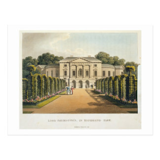 Lord Sidmouth s in Richmond Park from Fragments Postcards
