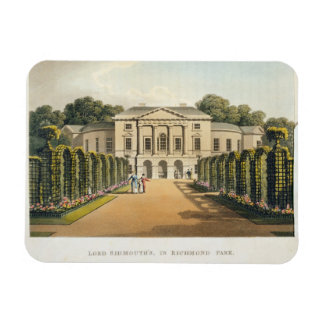 Lord Sidmouth's, in Richmond Park, from 'Fragments Magnet