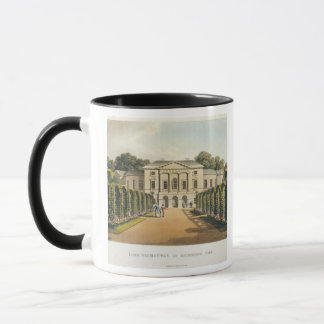 Lord Sidmouth's, in Richmond Park, from 'Fragments Mug