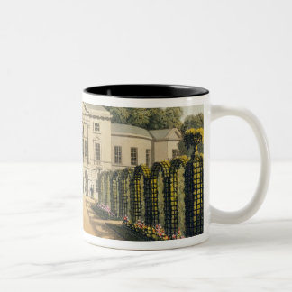 Lord Sidmouth's, in Richmond Park, from 'Fragments Two-Tone Coffee Mug