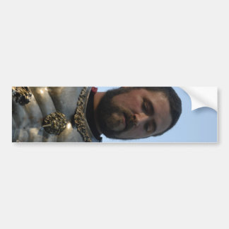 Lord Simon bumper sticker