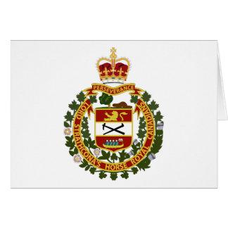 Lord Strathcona's Horse-Royal Canadians Card