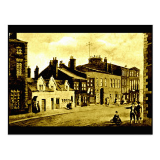 Lord Street - North Side, Liverpool, 1798 Postcard