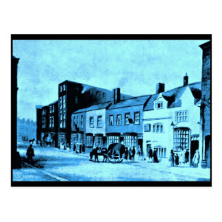 Lord Street - South Side, C late 18th century Postcard