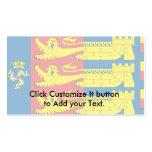 Lord Warden Cinque Ports, United Kingdom flag Business Card