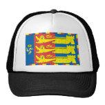 Lord Warden Cinque Ports, United Kingdom flag Trucker Hats