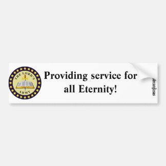 Lord's Army Bumper Bumper Sticker