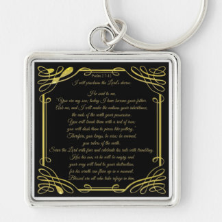 Lord's Decree for Leaders Keychain