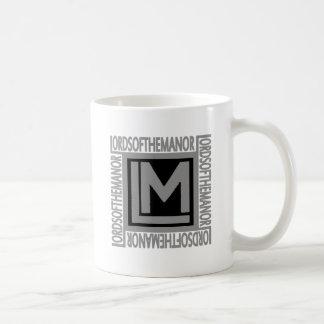 Lords of the Manor Merch Coffee Mug