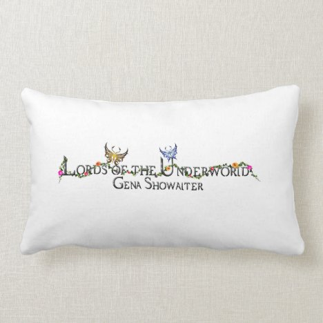 Lords of the Underworld pillow
