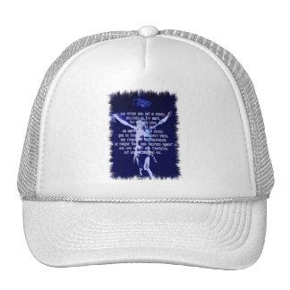 Lords Prayer Baseball Hat