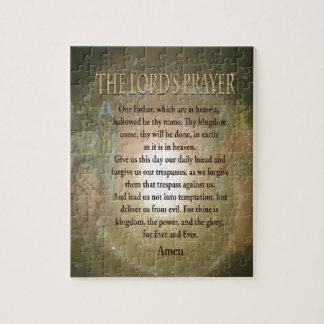 Lord's Prayer Jigsaw Puzzle