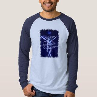 Lords Prayer Men's Long Sleeve T-Shirt
