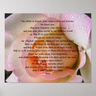 Lord's Prayer Print