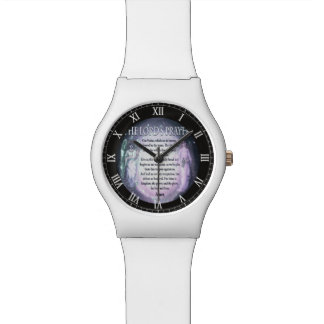 Lord's Prayer Watches